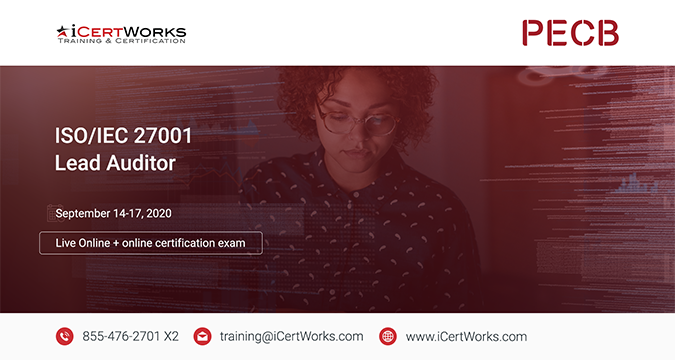 ISO 27001 Lead Auditor Training (iCertworks)