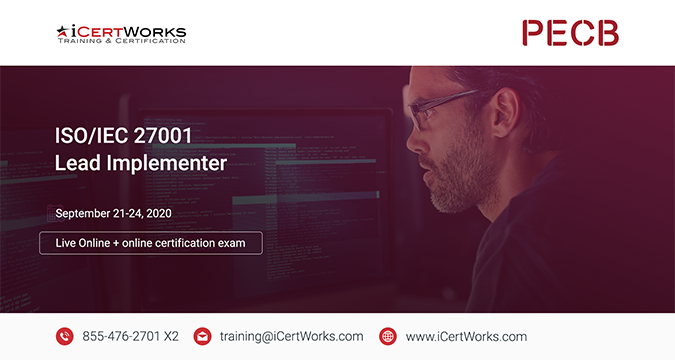ISO 27001 Lead Implementer Training (iCertworks)