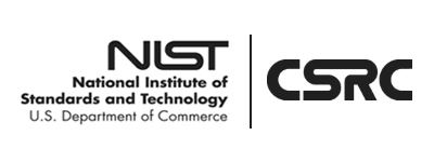 NIST - Computer Security Resource Center
